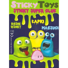 Żelki, Sticky, gluty...