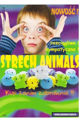 Strech Animals