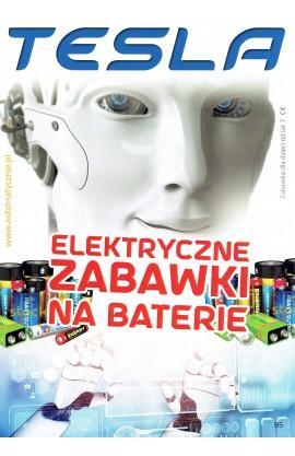 Tesla zabawki elektryczne