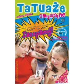 Tatuaże 34 mm-200 szt